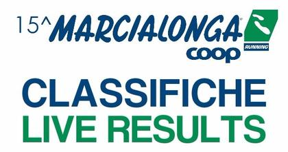 RESULTS 15th MARCIALONGA RUNNING COOP