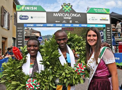 MARCIALONGA: THE FIRST TIME FOR KARIUKI AND NGANGA