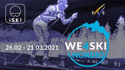 JOIN THE WE4SKI NORDIQ WORLD CHALLENGE by FIS WITH MARCIALONGA