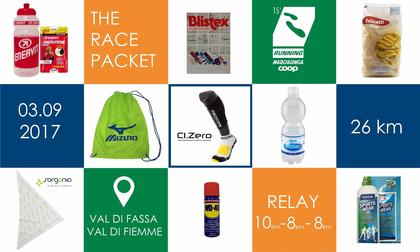 THE MARCIALONGA RUNNING COOP GOODY BAG