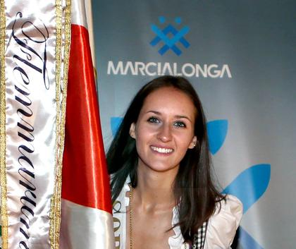 MARCIALONGA: MICHELA DELVAI IS THE NEW