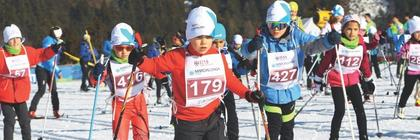 CROSS-COUNTRY SKIING: A SPORT FOR ALL AGES!