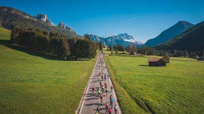RIDING THE DOLOMITES WITH THE GRANFONDO OF VAL DI FIEMME AND VAL DI FASSA
