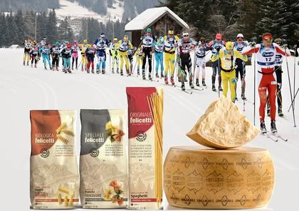 PASTA AND GRANA CHEESE, THE ALLIED IN THE SPORT NUTRITION